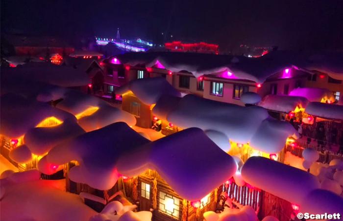 7 Day Harbin, Yabuli and Snow Town Tour