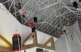 Yabuli FLYING TRAPEZE