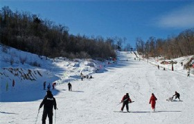 Yabuli ski fun