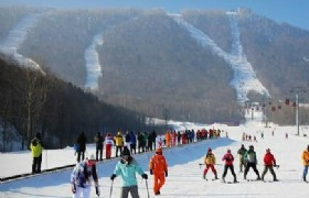 Yabuli ski sun mountain route