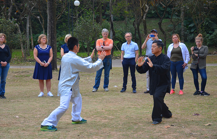 4 Day Taichi Experience and Yuntai Mountain Tour