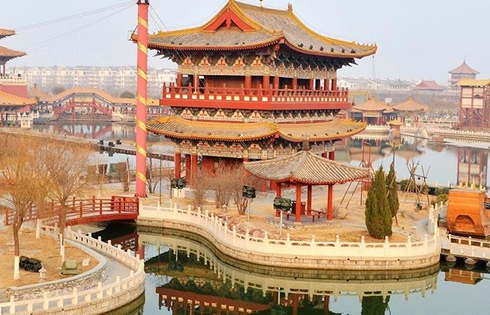 Qingming Riverside Landscape Park