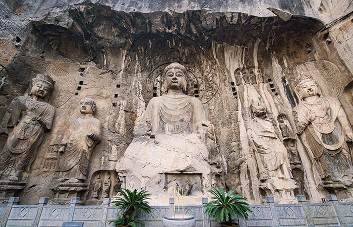 Luoyang Dengfeng 4 Days Tour
