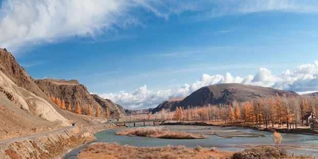 Yellow River Scenic Area