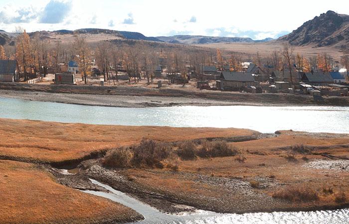 Yellow River Scenic Area