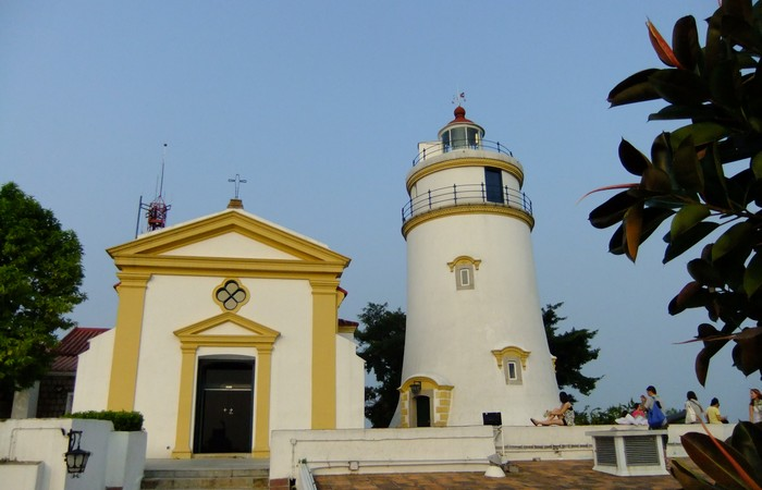 Macau Historic Center