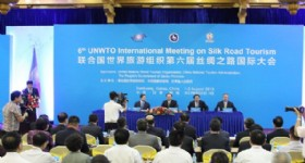 6th UNWTO International Meeting on Silk Road Tourism