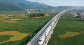 Guiyang to Guangzhou High-Speed Railway