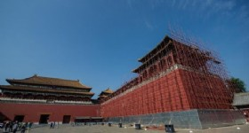 Restoration of Forbidden City
