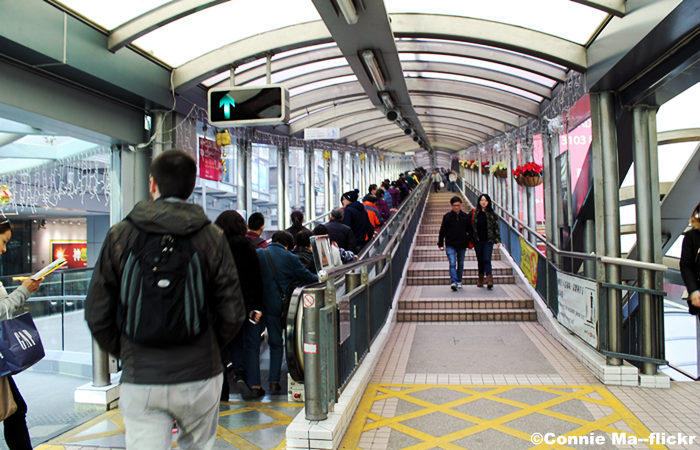 Central Mid-levels Escalator System