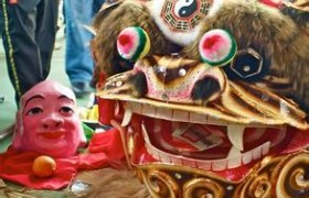 cheung chau parade Bun Festival