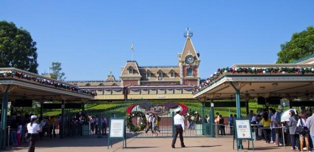Hong Kong Disneyland 2-Day Ticket