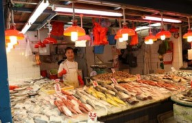 market Tai Po