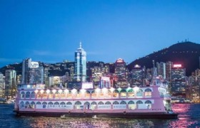 Harbour Cruise Bauhinia 1