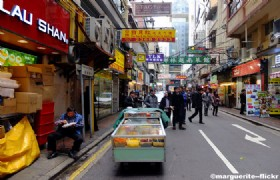 4 Days HKG and Macau Private Halal Tour