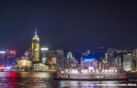 Highlight of the Night - Temple Street Night Market Tour plus Victoria Harbour Dinner Cruise