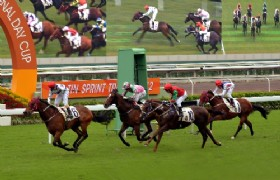 Horseracing Hong Kong