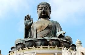 TIANTAN BUDDHA HONG KONG
