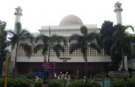 Hong Kong Kowloon Mosque