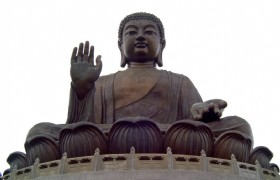 Lantau Island and Giant Buddha Cable Car Tour