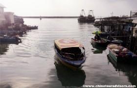 Hong Kong Tai O Fishing Village2