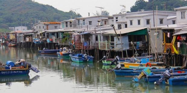 Lantau Island Sky-Land-sea Adventure