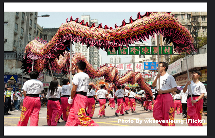 Tin Hau Festival Celebrations