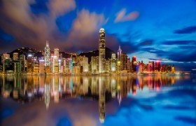 5 Days Hong Kong Dream Cruise and Disneyland Tour