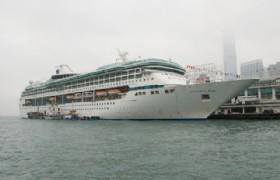 ocean terminal Hong Kong