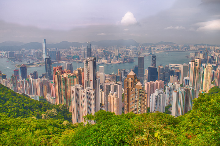 5-Day HKG plus Disneyland and Ocean Park