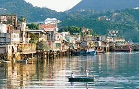 Lei Yue Mun seafood village