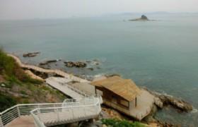 xiaomeisha beizhaijiao hiking path