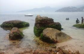 xiaomeisha coastline deep sea diving