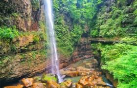 Hubei Enshi Grand Canyon