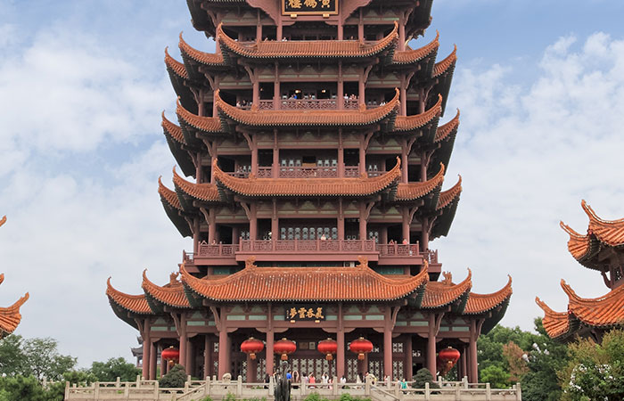 Yellow Crane Tower