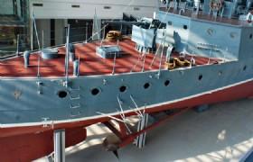 Zhongshan Ship Museum 2