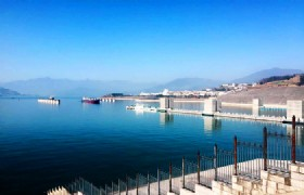 Yichang Three Gorges Dam