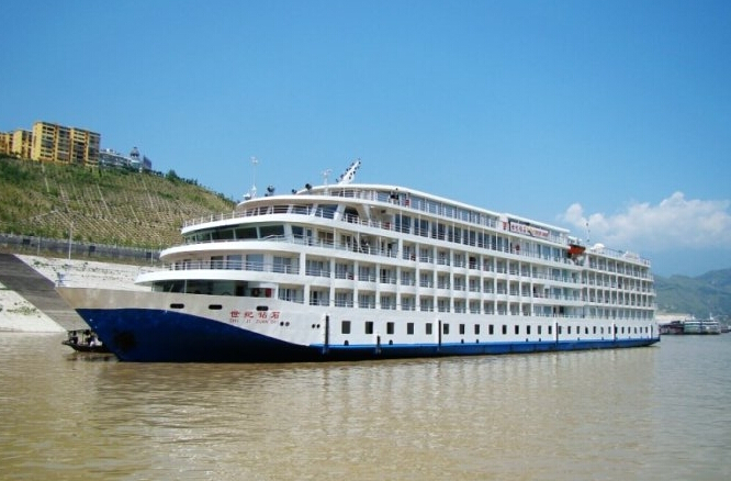 Beijing Xian Chengdu Yangtze Cruise Shanghai 14 Days Group Tour