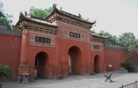Dangyang guan yu temple