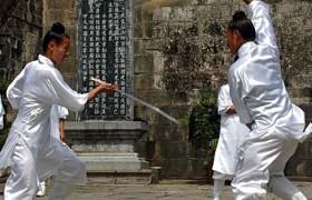 Wudangshan kungfu