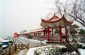 Liuye-Lake winter