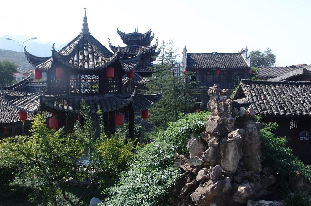 Furong Ancient Town
