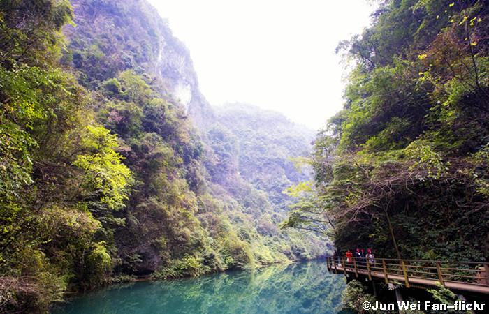 7 Days Zhangjiajie, Fenghuang and Changsha Muslim Tour