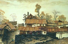 Junsheng Sandstone Painting Gallery