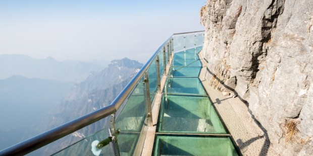 Tianmen Mountain National Park