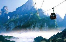 7 Day Hong Kong, Guilin & Zhangjiajie Tour