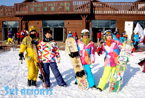 Top 10 Ski Resorts in China