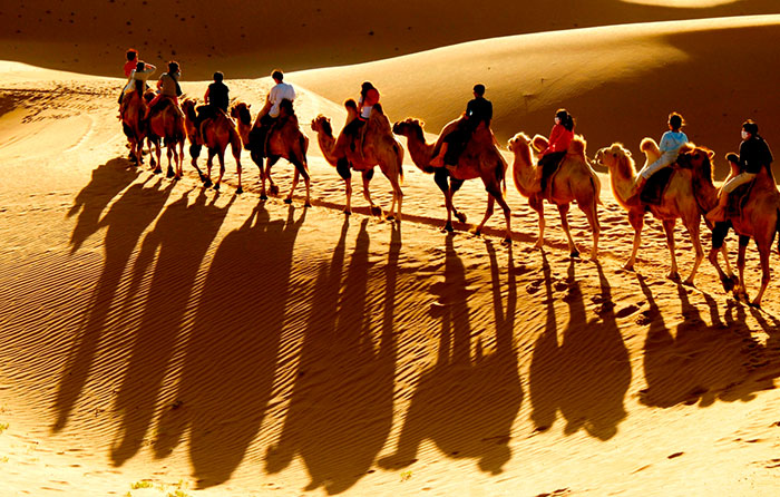 6 Days Beijing, Inner Mongolia, Genghis Khan and Desert Exploration Tour