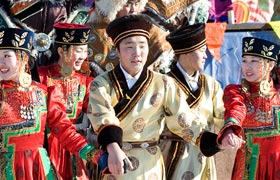 Gegentala Grassland in Inner Mongolia 6
