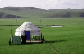 Xilamuren Grassland 3
